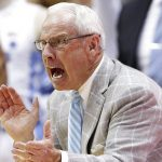 Roy Williams claps