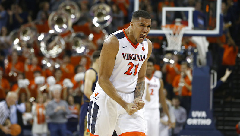 Is Isaiah Wilkins the best defender of Tony Bennett's time at UVA? - ACCSports.com