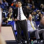 Josh Pastner coaches