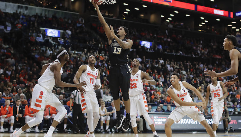 Bryant Crawford shoots