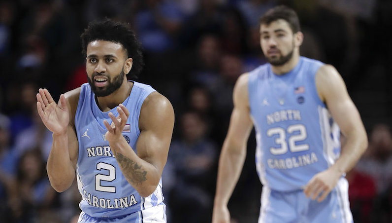 Joel Berry agrees to undrafted free agent deal with the Lakers ... 7c6b20a59