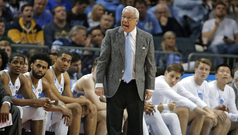 Roy Williams reacts