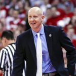 Chris Mack coaches