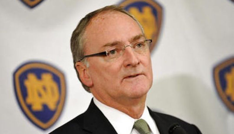 Jack Swarbrick talks