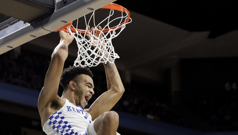 Kentucky's Sacha Killeya-Jones Transferring to NC State