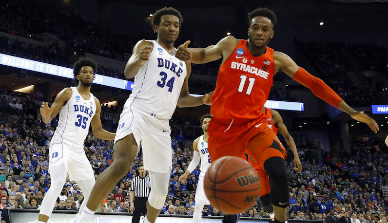3 Reasons Why Oshae Brissett Is So Valuable To Syracuse Basketball