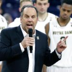 Mike Brey talks