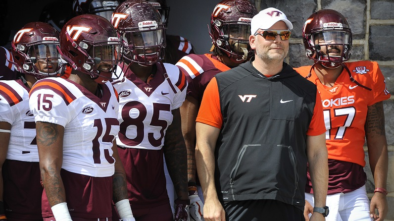 Galen Scott Resigns From the Virginia Tech Coaching Staff