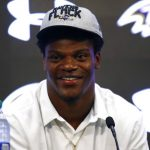 Lamar Jackson speaks