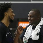 Marvin Bagley talks