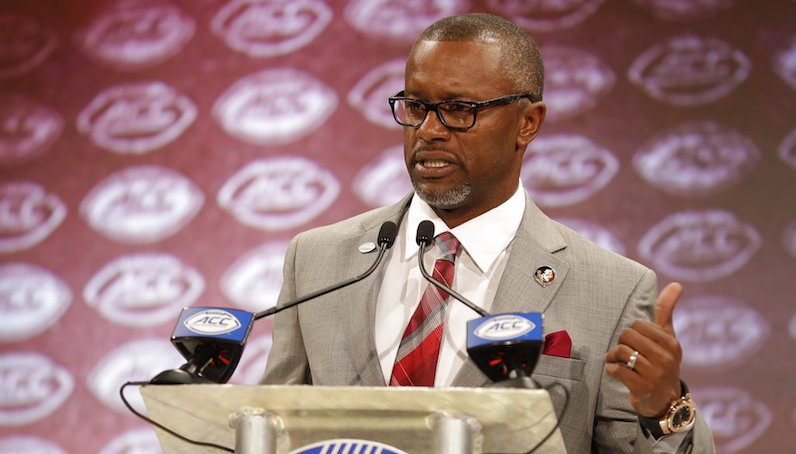 Willie Taggart answers