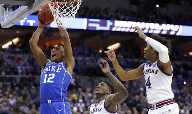 Javin DeLaurier rebounds