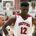 Zion Williamson talks
