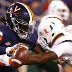 Bryce Perkins runs