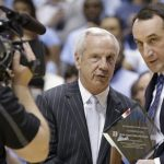 Roy Williams Coach K