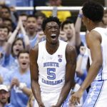 Nassir Little screams