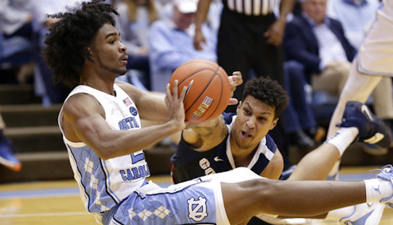 5a86c3a7690d97 With Coby White running the show