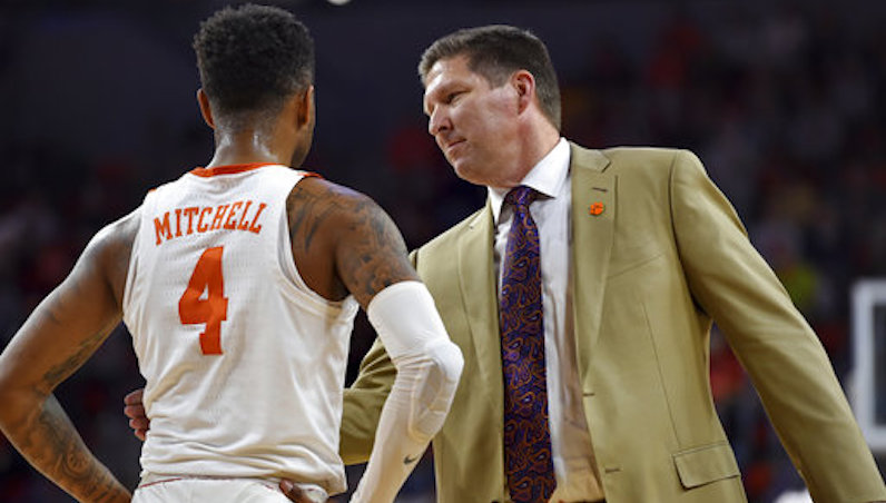 Brad Brownell talks