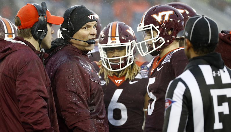 Justin Fuente speaks