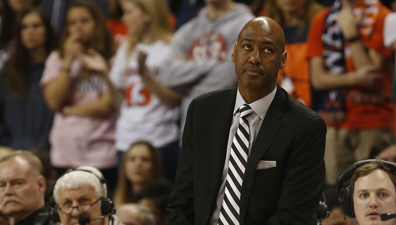 Danny Manning sits