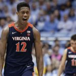 De'Andre Hunter plays