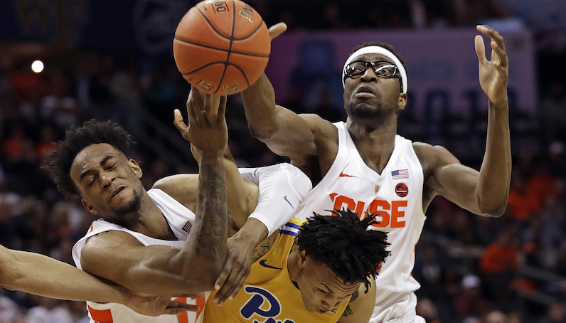 Syracuse Baylor NCAA