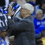 Roy Williams talks