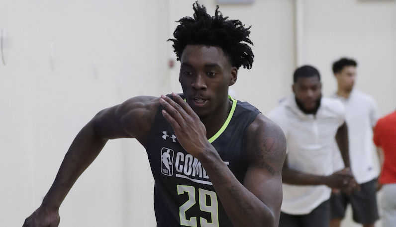 Nassir Little combine