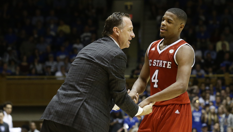 NC State receives NOA from the NCAA, relating to Dennis Smith Jr