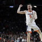 Kyle Guy jumps