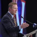 Bronco Mendenhall speaks