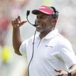 Willie Taggart reacts