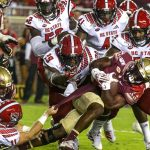 Larrell Murchison tackles