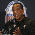 Kevin Keatts answers