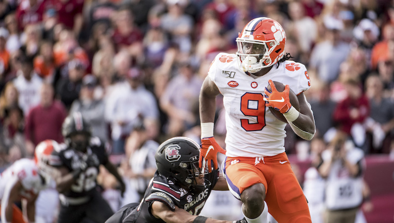 Odds, predictions, Clemson betting trends against Virginia for the ACC championship game
