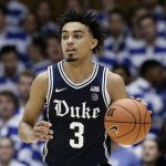 Tre Jones Duke