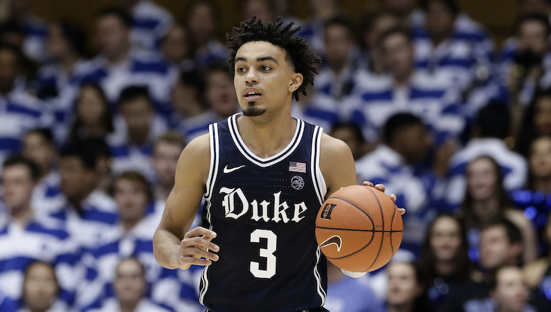 Acc Basketball Power Rankings Vol 7 Led By Tre Jones