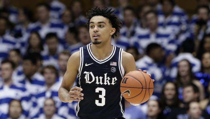 Duke sophomore Jones to enter National Basketball Association draft