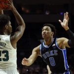 Wendell Moore returns