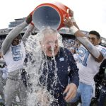 Mack Brown UNC