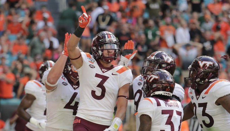 Caleb Farley S Opt Out Safety Concerns In College Football Amidst Covid 19 Virginia Tech S Response Accsports Com