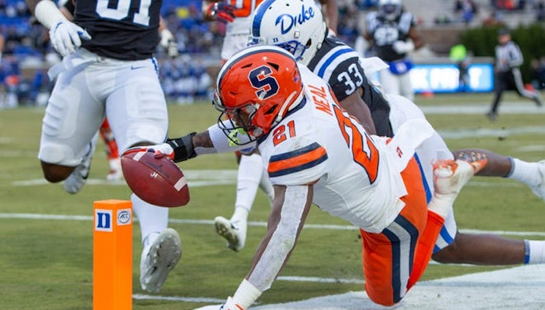 Syracuse Football COVID-19