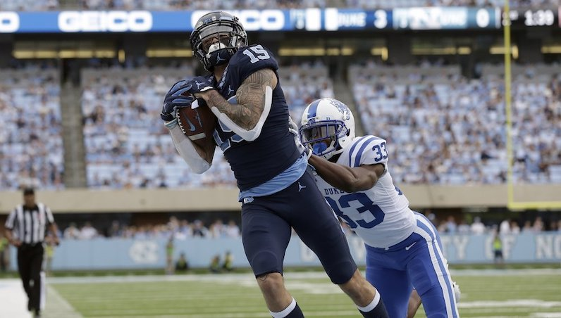 Corrales, Rene Will Have Injuries Re-Evaluated Ahead Of Virginia Game