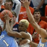 UNC Basketball defends