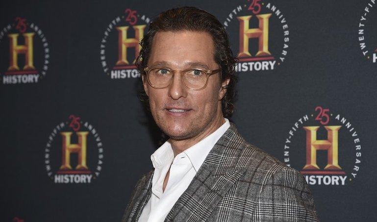Matthew McConaughey unc