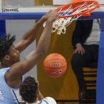 Day'Ron Sharpe dunks